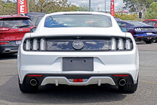 2017 Ford Mustang FM 2017MY GT Fastback White 6 Speed Manual Fastback