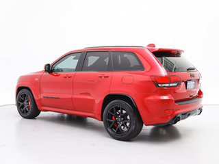 2018 Jeep Grand Cherokee WK MY18 SRT (4x4) Red 8 Speed Automatic Wagon