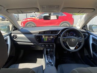 2018 Toyota Corolla ZRE172R Ascent S-CVT Silver 7 Speed Constant Variable Sedan