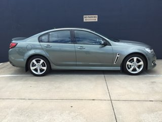 2016 Holden Commodore VF II MY16 SV6 Grey 6 Speed Sports Automatic Sedan.