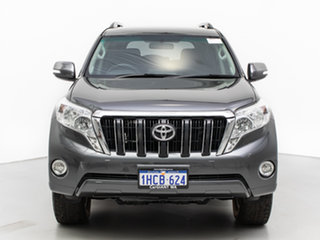 2017 Toyota Landcruiser Prado GDJ150R MY17 GXL (4x4) Grey 6 Speed Automatic Wagon.