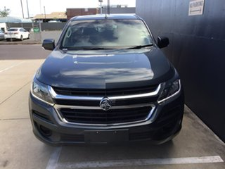 2019 Holden Colorado RG MY20 LS Pickup Crew Cab Blue 6 Speed Sports Automatic Utility.