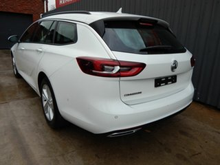 2018 Holden Commodore ZB MY18 LT Sportwagon White 9 Speed Sports Automatic Wagon
