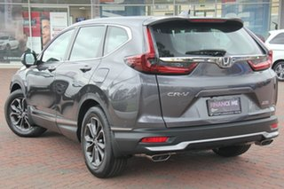 2020 Honda CR-V RW MY21 VTi 4WD LX AWD Modern Steel 1 Speed Constant Variable Wagon.
