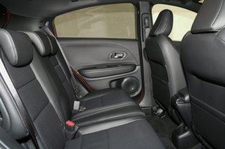2020 Honda HR-V MY21 RS Phoenix Orange 1 Speed Constant Variable Hatchback