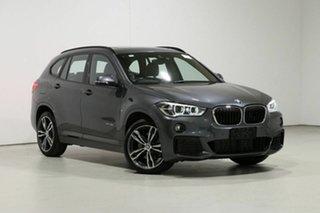 2017 BMW X1 F48 MY18 xDrive 25i M Sport Mineral Grey 8 Speed Automatic Wagon.