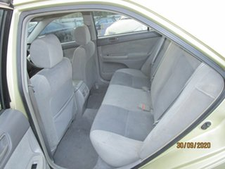 2004 Toyota Camry ACV36R Altise Gold 4 Speed Automatic Sedan