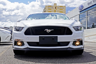 2017 Ford Mustang FM 2017MY GT Fastback White 6 Speed Manual Fastback.