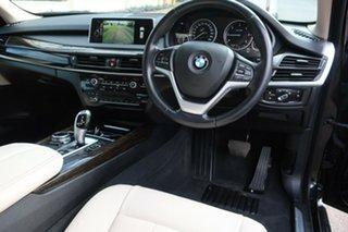 2014 BMW X5 F15 MY14 sDrive 25D Black 8 Speed Automatic Wagon