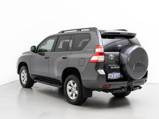 2017 Toyota Landcruiser Prado GDJ150R MY17 GXL (4x4) Grey 6 Speed Automatic Wagon