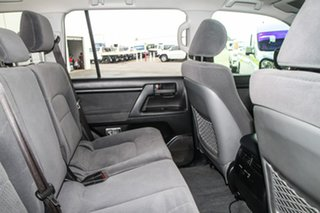 2017 Toyota Landcruiser VDJ200R MY16 GXL (4x4) Silver Pearl 6 Speed Automatic Wagon