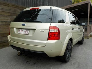 2006 Ford Territory SY TX Gold 4 Speed Sports Automatic Wagon.