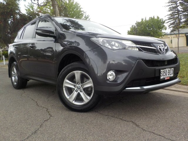Used Toyota RAV4 ASA44R MY14 GXL AWD Broadview, 2014 Toyota RAV4 ASA44R MY14 GXL AWD 6 Speed Sports Automatic Wagon
