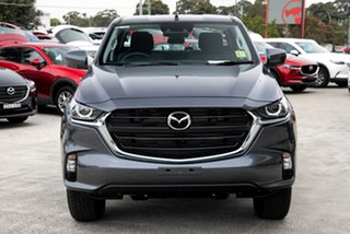 2020 Mazda BT-50 B30B XT (4x4) Rock Grey 6 Speed Automatic Dual Cab Chassis.