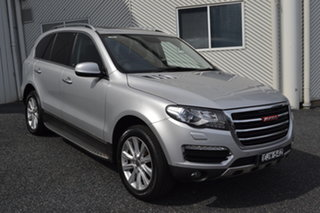 2015 Haval H8 Lux AWD Silver 6 Speed Sports Automatic Wagon.