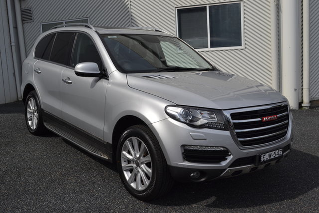 Used Haval H8  Lux AWD, 2015 Haval H8 Lux AWD Silver 6 Speed Sports Automatic Wagon