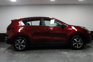 2018 Kia Sportage QL MY18 Si 2WD Red 6 Speed Sports Automatic Wagon