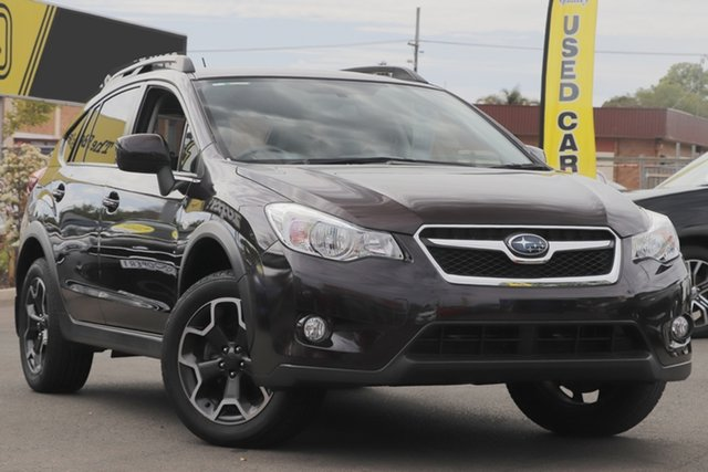 Used Subaru XV G4X MY12 2.0i-L Lineartronic AWD, 2012 Subaru XV G4X MY12 2.0i-L Lineartronic AWD Maroon 6 Speed Constant Variable Wagon
