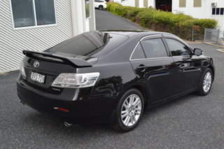 2011 Toyota Aurion GSV40R MY10 Touring Black 6 Speed Sports Automatic Sedan