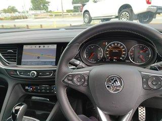 2019 Holden Commodore ZB MY19 VXR Liftback AWD White 9 Speed Sports Automatic Liftback