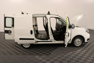 2017 Fiat Doblo 263 Series 1 Low Roof SWB Comfort-matic White 5 speed Automatic Van