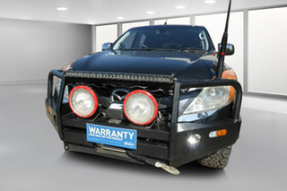 2012 Mazda BT-50 UP0YF1 GT 6 Speed Sports Automatic Utility.