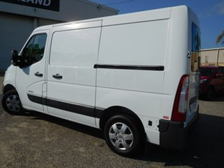 2014 Renault Master X62 Mid Roof MWB AMT White 6 Speed Sports Automatic Single Clutch Van