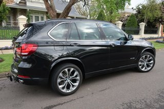 2014 BMW X5 F15 MY14 sDrive 25D Black 8 Speed Automatic Wagon.