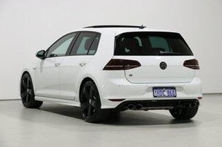 2014 Volkswagen Golf AU MY15 R White 6 Speed Direct Shift Hatchback