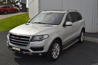 2015 Haval H8 Lux AWD Silver 6 Speed Sports Automatic Wagon