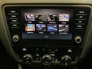 2019 Skoda Octavia NE MY20 110TSI DSG Red 7 Speed Sports Automatic Dual Clutch Wagon