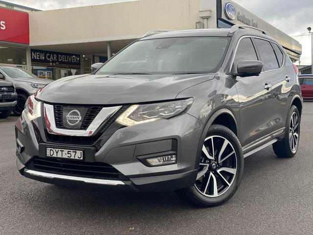 Used Nissan X-Trail  TL, 2017 Nissan X-Trail TL Grey Constant Variable Wagon