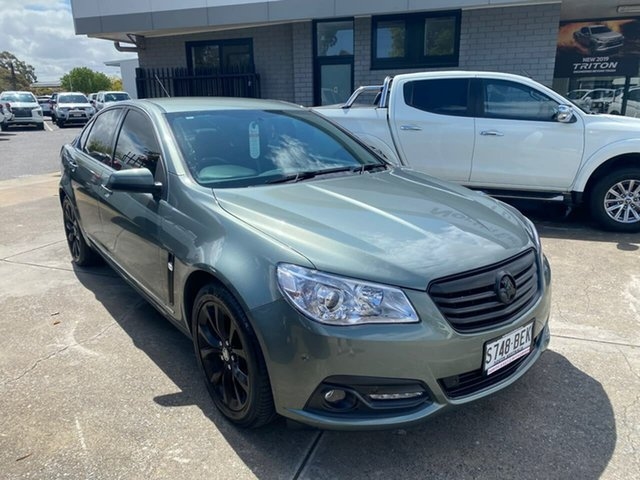 Used Holden Calais VF MY14 Hillcrest, 2014 Holden Calais VF MY14 Grey 6 Speed Sports Automatic Sedan