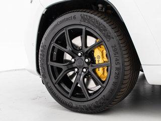2018 Jeep Grand Cherokee WK MY18 Trackhawk (4x4) White 8 Speed Automatic Wagon
