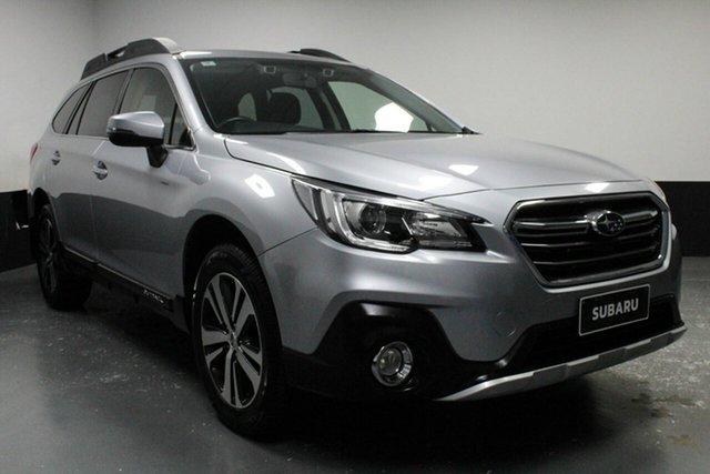 Used Subaru Outback B6A MY18 2.5i CVT AWD, 2018 Subaru Outback B6A MY18 2.5i CVT AWD Silver 7 Speed Constant Variable Wagon