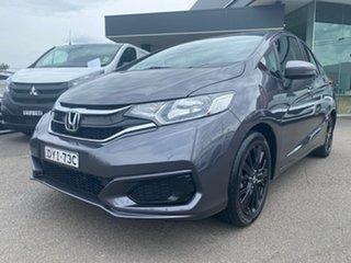 2018 Honda Jazz GF MY18 VTi Grey 5 Speed Manual Hatchback.