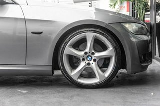 2008 BMW 3 Series E93 MY08 325i Steptronic Grey 6 Speed Sports Automatic Convertible