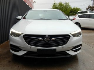 2018 Holden Commodore ZB MY18 LT Sportwagon White 9 Speed Sports Automatic Wagon.