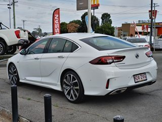 2019 Holden Commodore ZB MY19 VXR Liftback AWD White 9 Speed Sports Automatic Liftback.
