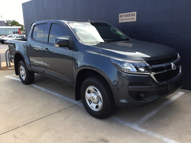 Used Holden Colorado RG MY20 LS Pickup Crew Cab Stuart Park, 2019 Holden Colorado RG MY20 LS Pickup Crew Cab Blue 6 Speed Sports Automatic Utility