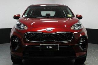 2018 Kia Sportage QL MY18 Si 2WD Red 6 Speed Sports Automatic Wagon.