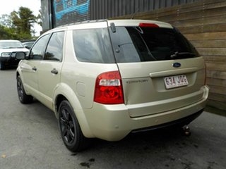 2006 Ford Territory SY TX Gold 4 Speed Sports Automatic Wagon
