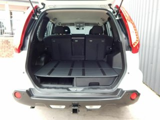 2013 Nissan X-Trail T31 Series V ST 2WD White 1 Speed Constant Variable Wagon