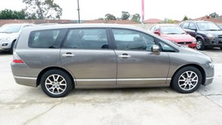 2008 Honda Odyssey 3rd Gen MY07 Luxury Brown 5 Speed Sports Automatic Wagon