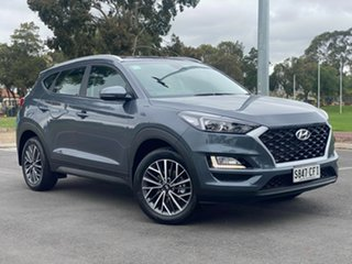 2020 Hyundai Tucson TL4 MY21 Active X 2WD Pepper Gray 6 Speed Automatic Wagon.
