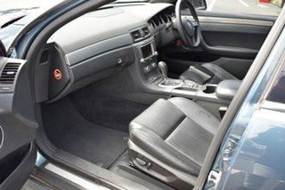 2008 Holden Caprice WM Green 6 Speed Sports Automatic Sedan