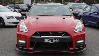 2019 Nissan GT-R R35 MY20 NISMO DCT AWD Red 6 Speed Sports Automatic Dual Clutch Coupe.