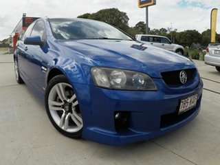 2006 Holden Commodore VE SS Blue 6 Speed Automatic Sedan.