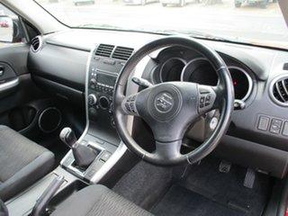 2012 Suzuki Grand Vitara JB MY09 Urban Red 5 Speed Manual Wagon