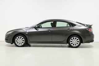 2012 Mazda 6 GH MY11 Touring Silver 5 Speed Auto Activematic Hatchback